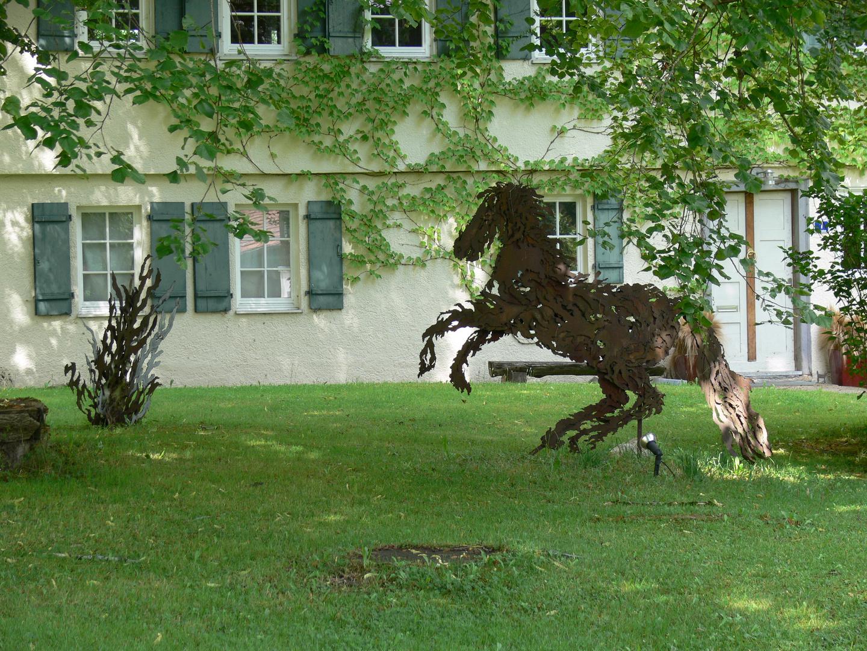 eisernes Pferd