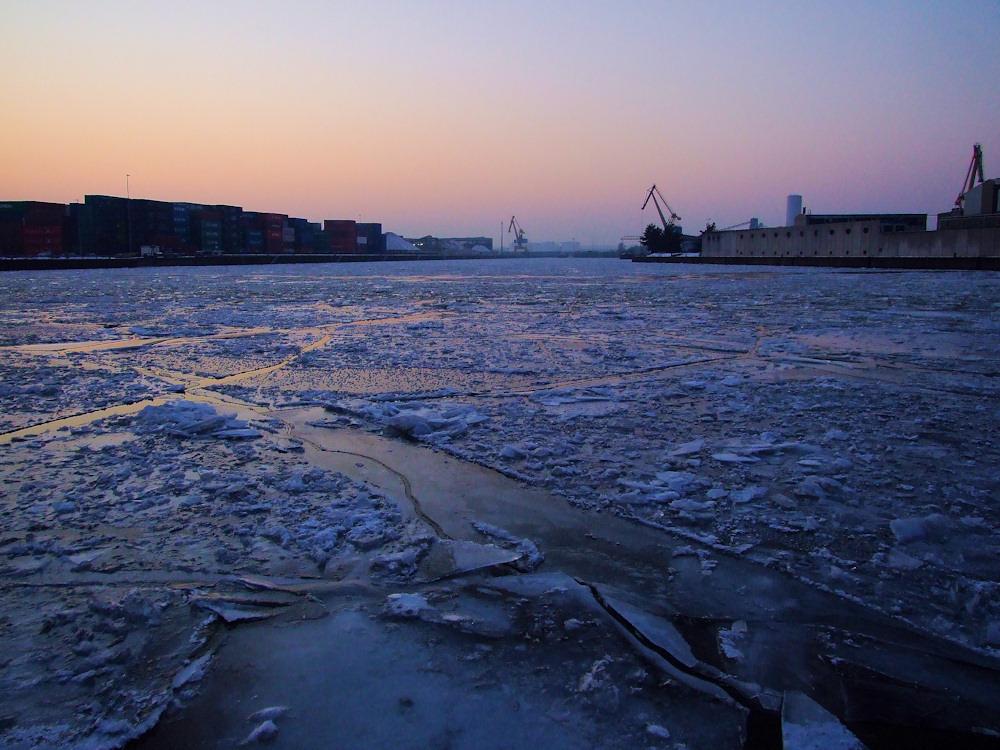 Eishafen Nürnberg