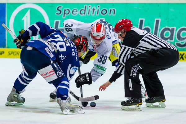 Eishockey - DEL - Iserlohn Roosters - Grizzlys Wolfsburg 13/13