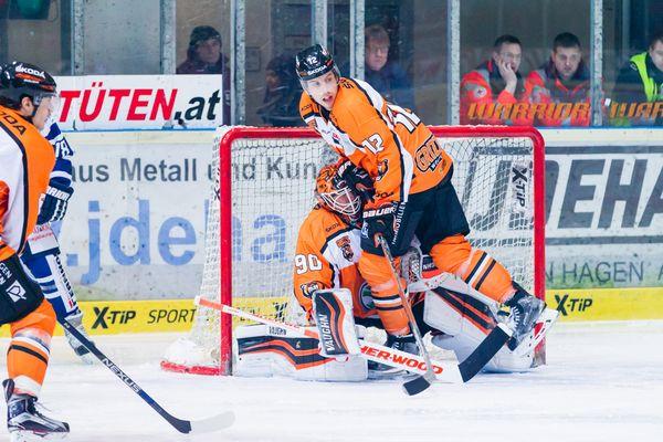 Eishockey - DEL - Iserlohn Roosters - Grizzlys Wolfsburg 4/13