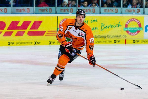 Eishockey - DEL - Iserlohn Roosters - Grizzlys Wolfsburg 7/13