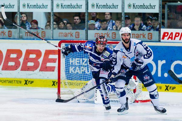 Eishockey - DEL - Iserlohn Roosters - Hamburg Freezers 2/2
