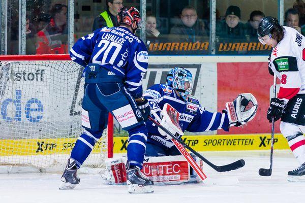 Eishockey - DEL - Iserlohn Roosters - Kölner Haie 7/9