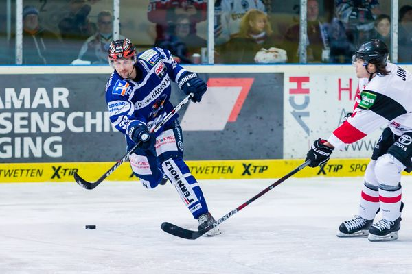 Eishockey - DEL - Iserlohn Roosters - Kölner Haie 8/9