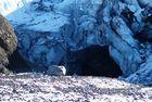 Eishöhle in Kverkfjöll