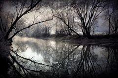 Eisige Stille