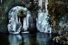 Eisige Temperaturen