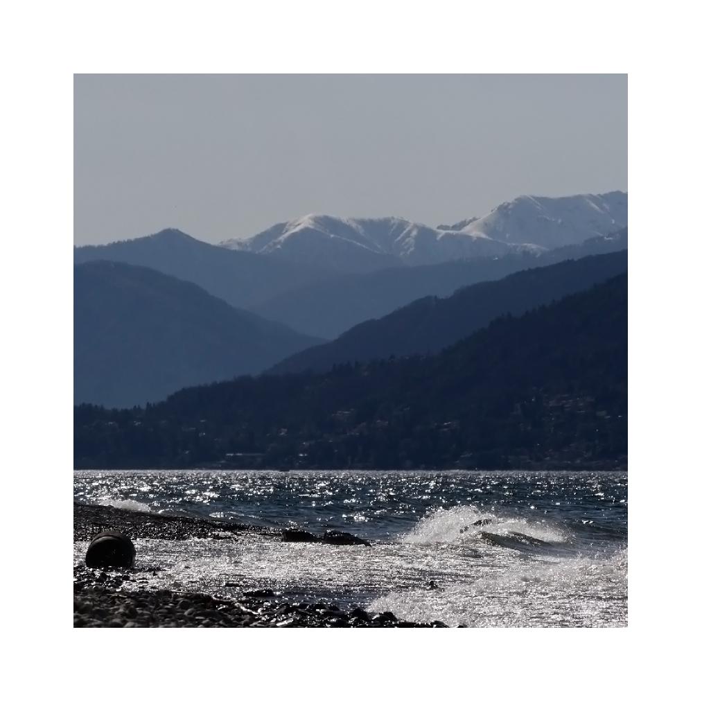 Eisiger Nordwind ...