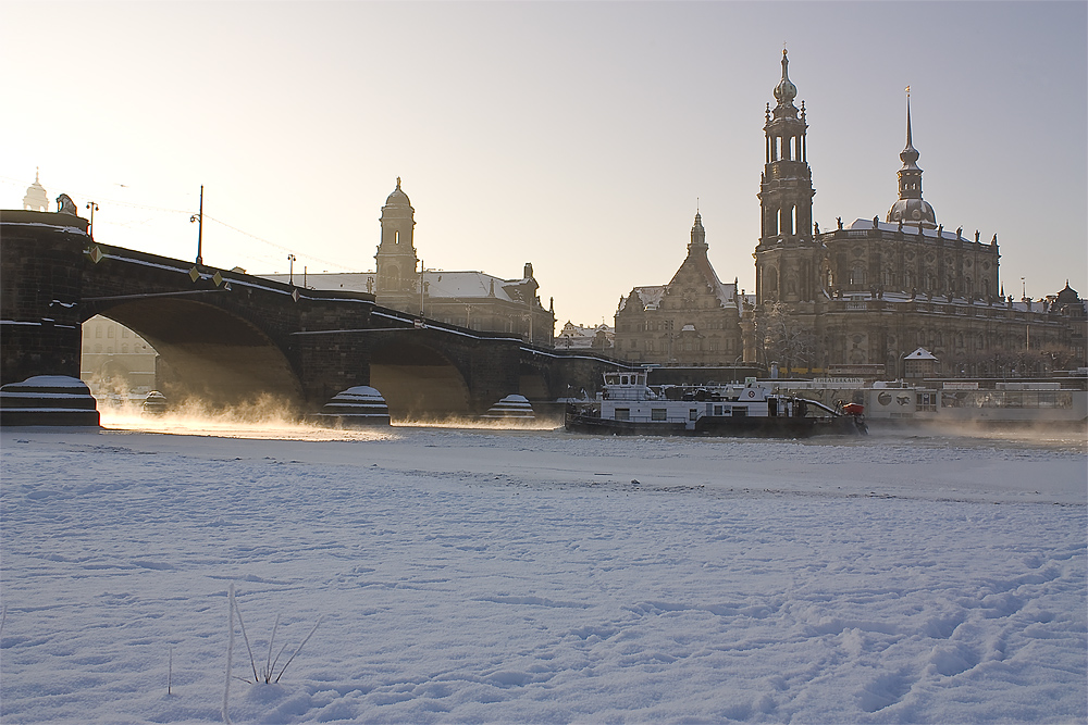 eisiges Dresden 5