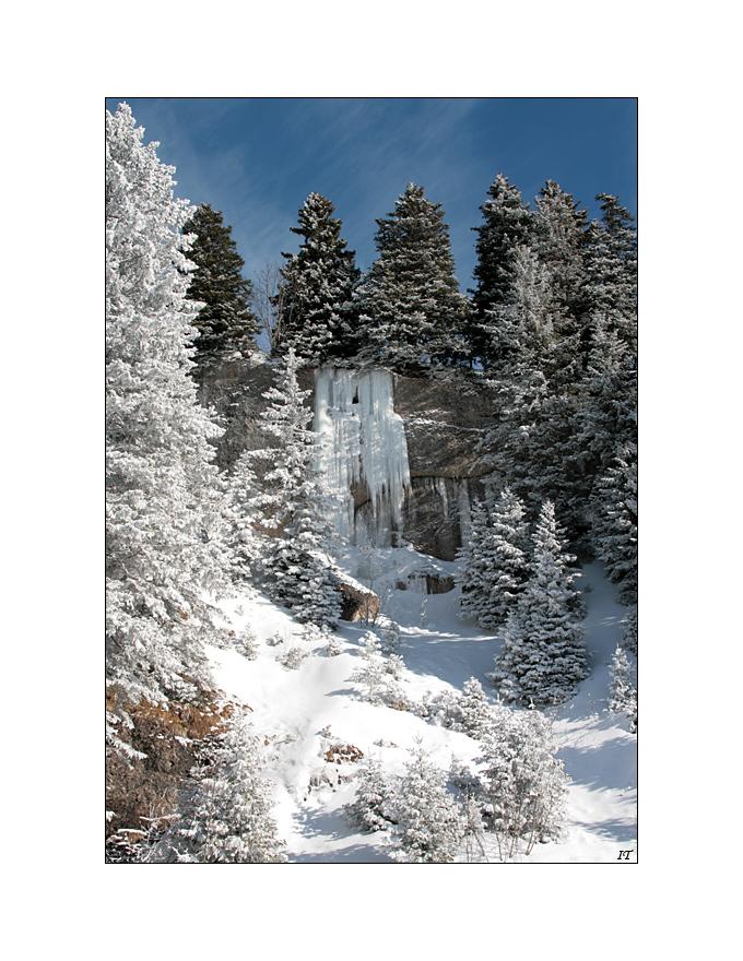 Eisiges Wintermärchen