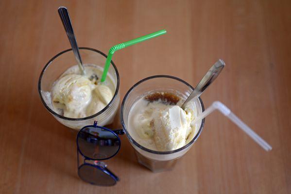 Eiskaffee...