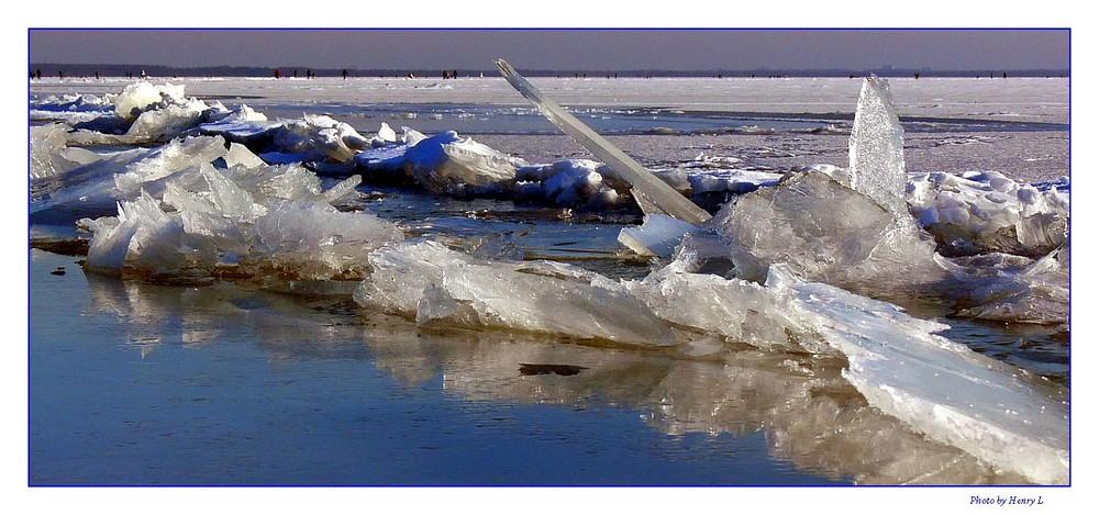 Eiskalt - Steinhuder Meer