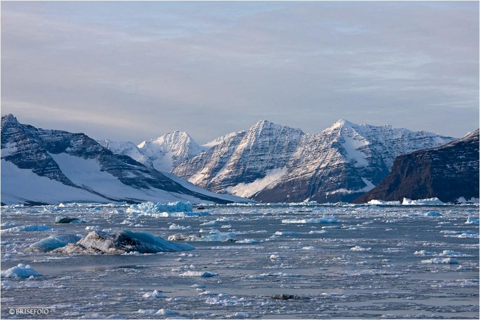 Eiskalt und atemberaubend schön