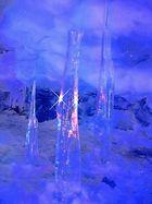 Eiskalte, gläserne Architektur