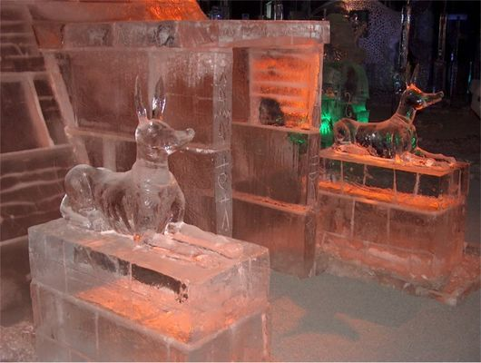 Eiskalte Wächter
