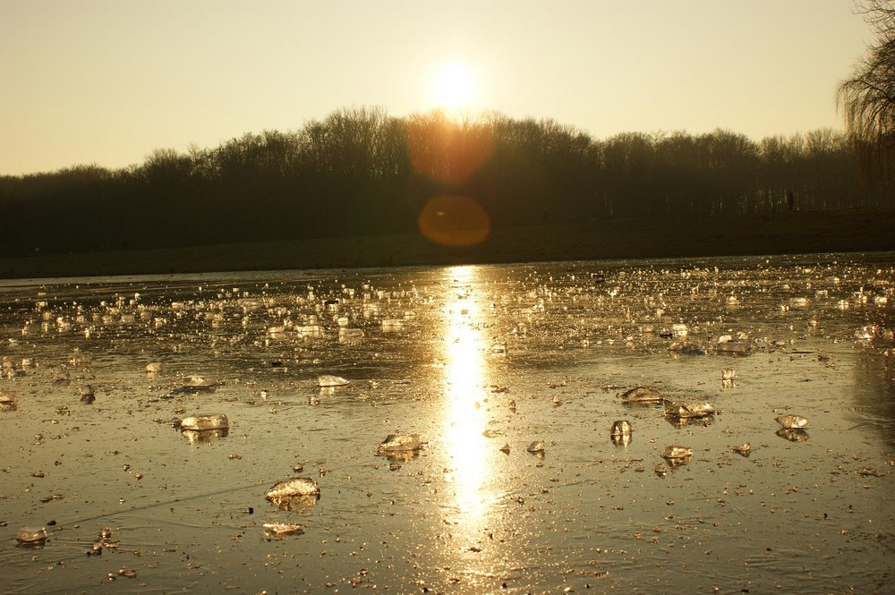 Eiskalter Tag