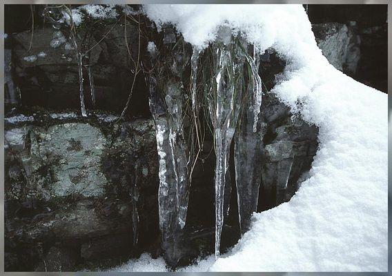 Eiskalter Überzug