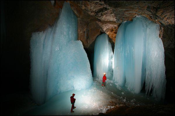 Eiskogelhöhle - Austria