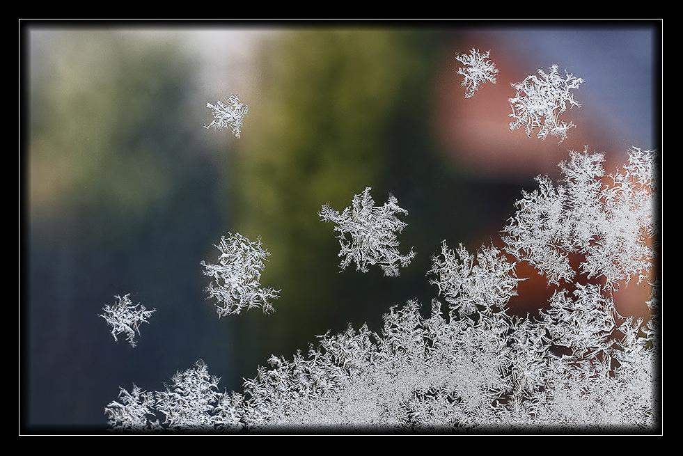 Eiskristallmuster II