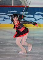 Eiskunstläuferin Minami H.