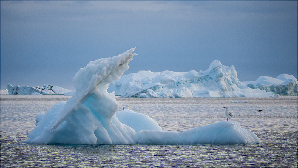 Eislandschaft...