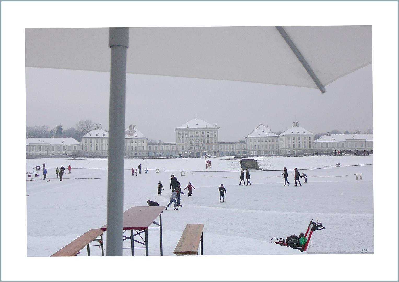 Eislaufen....