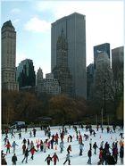 Eislaufen im Central Park