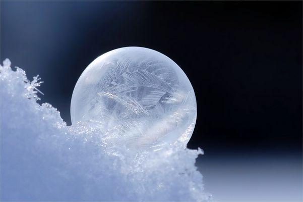 Eismagie - Die Eiskönigin