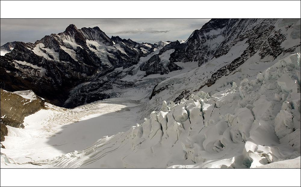 Eismeer – Jungfraujoch