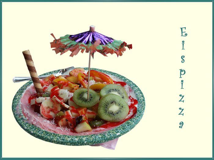 Eispizza