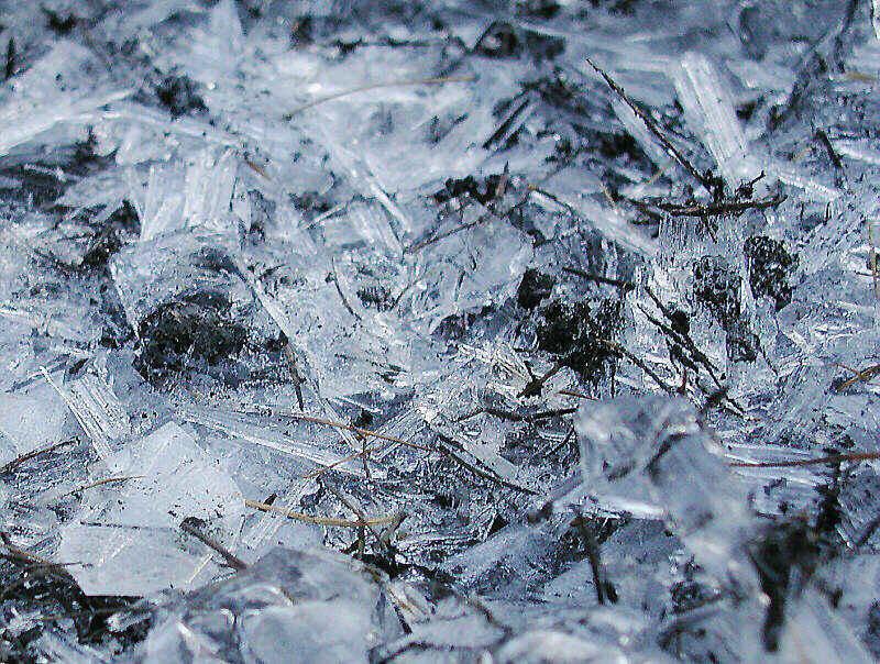Eisscherben