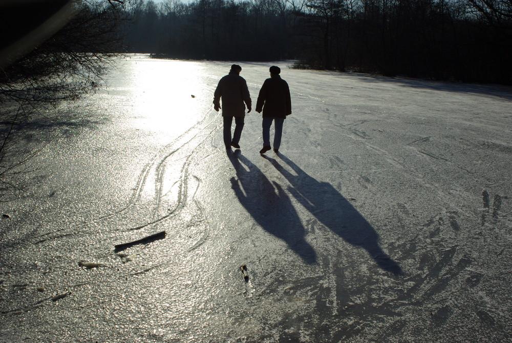 Eisspaziergang 2