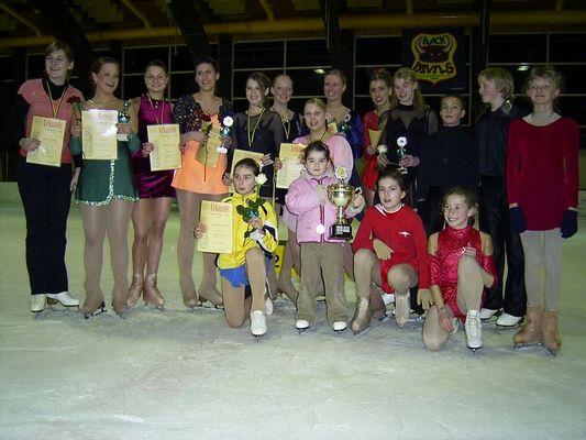 Eissport-Verein Krefeld - 1 Platz