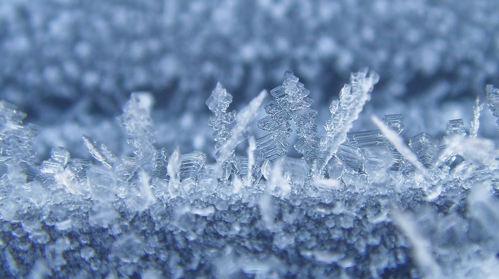 Eisssssssskristalle