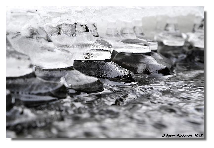 Eisstrukturen
