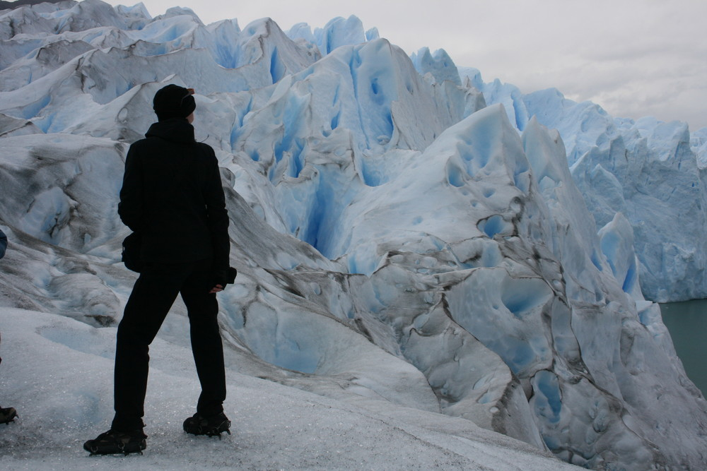 Eistrekking auf dem Perito Moreno Glacier