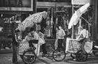 Eisverkäufer in Lisabon