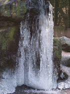 Eiswasserfall (Zoo Duisburg)