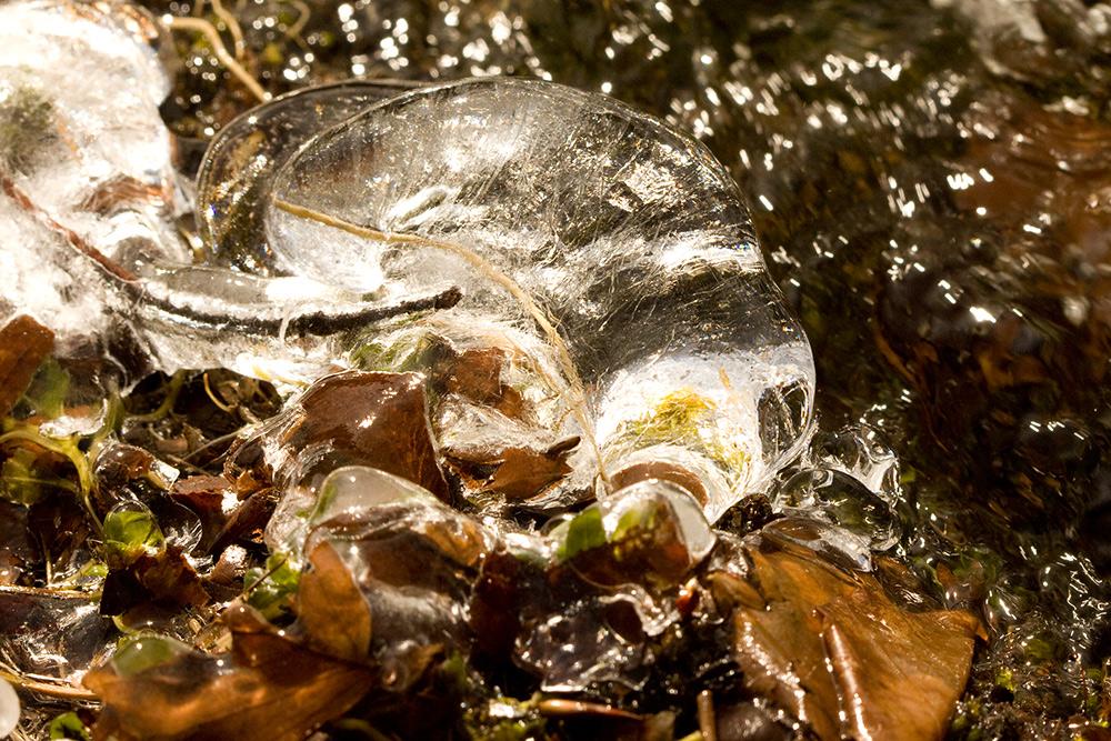 Eiswelten / Fallenbach II