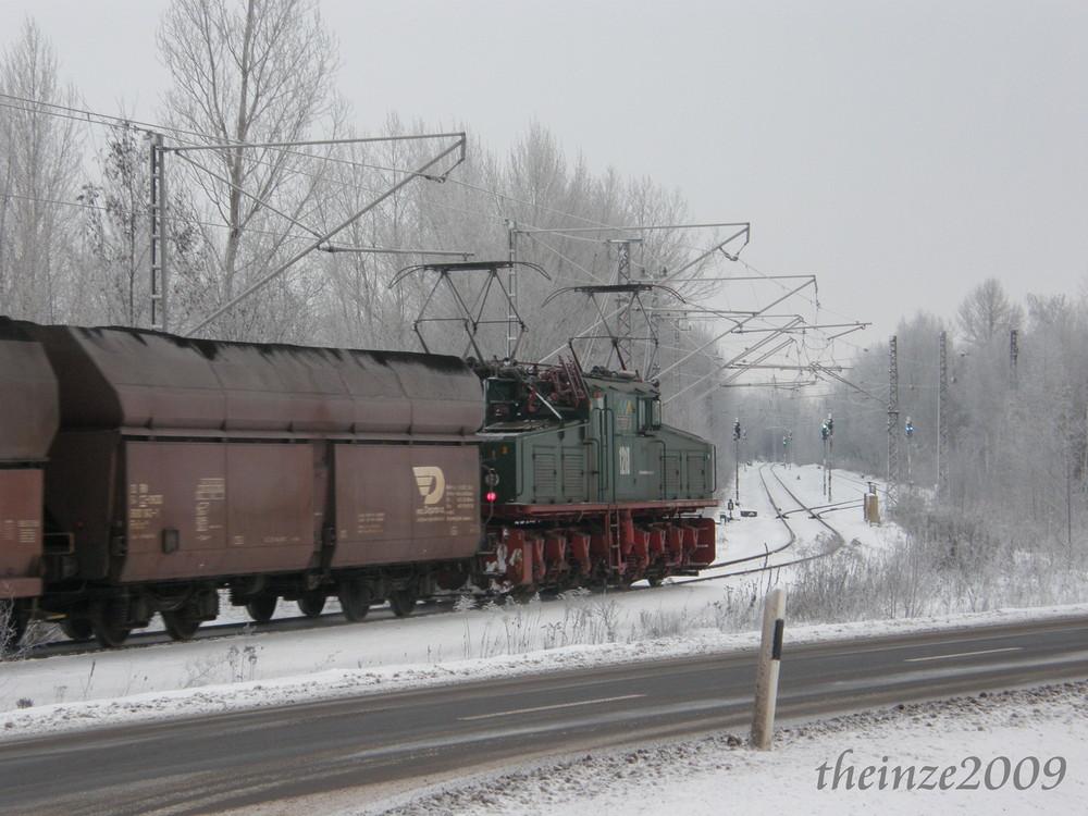 Eiswinter 2009