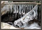 Eiszeit am Bach