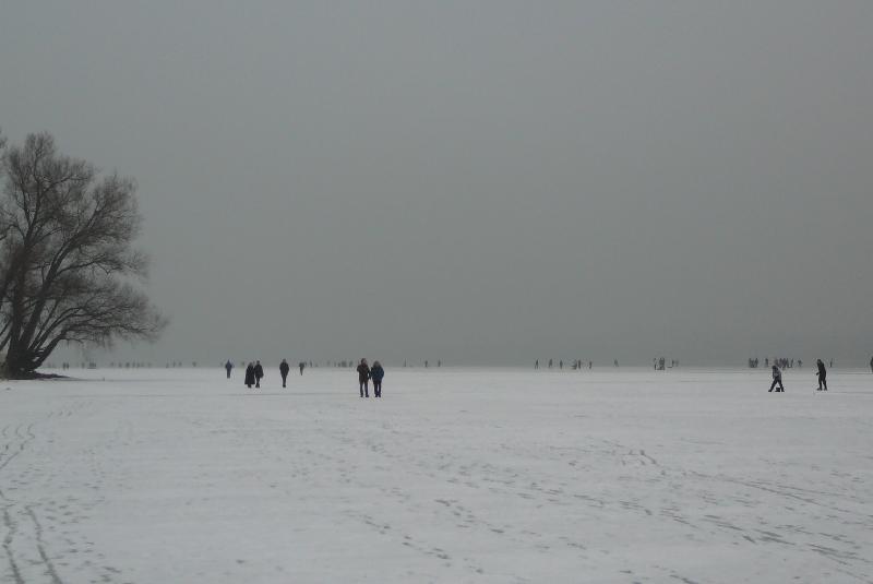 Eiszeit am Bodensee