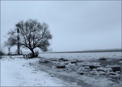 EisZeit an der Elbe 1
