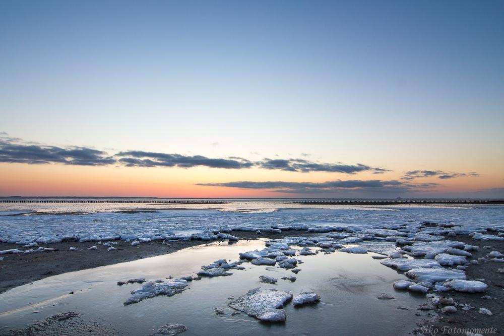 Eiszeit auf Amrum