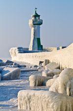 Eiszeit auf Rügen
