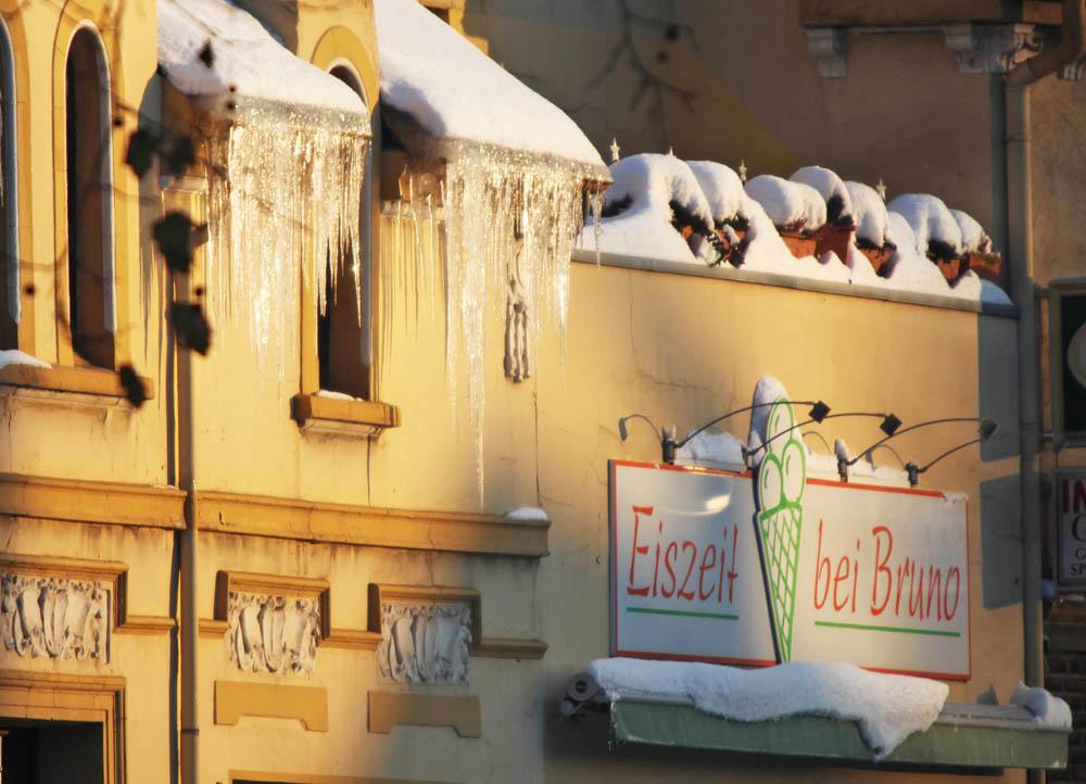Eiszeit bei Bruno