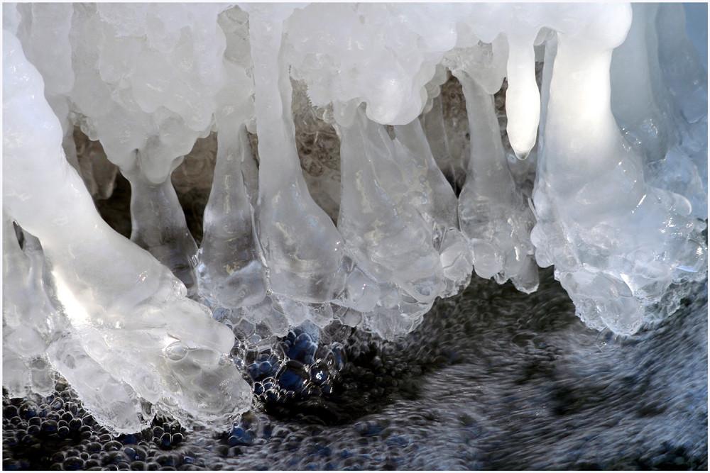 Eiszeit...