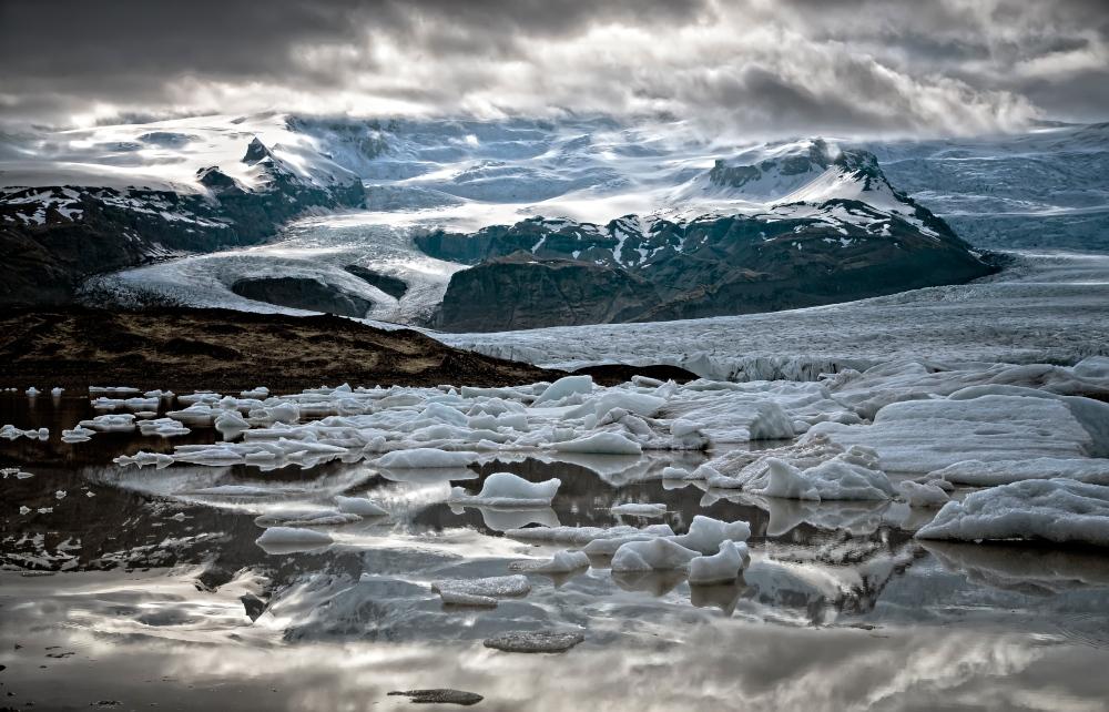 Eiszeit von Thomas Oser