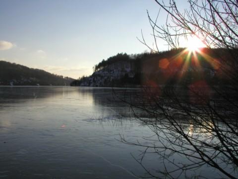 Eiszeit im Saarland