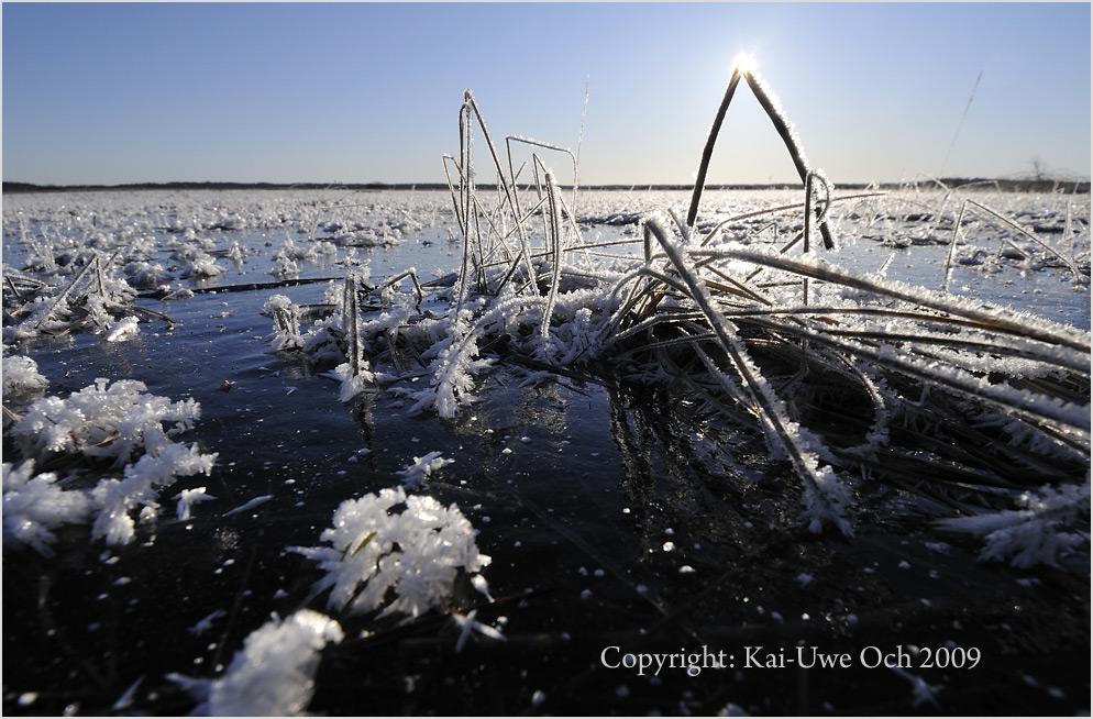 Eiszeit im Store Mosse Nationalpark